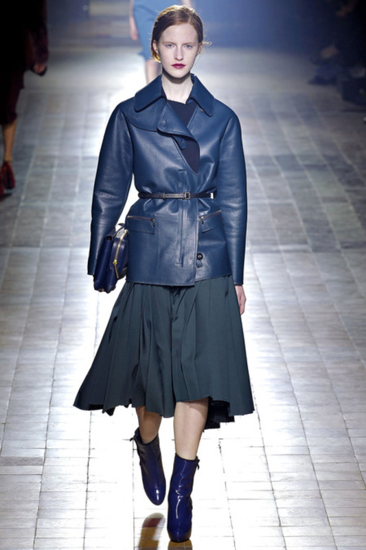blue leather jackets