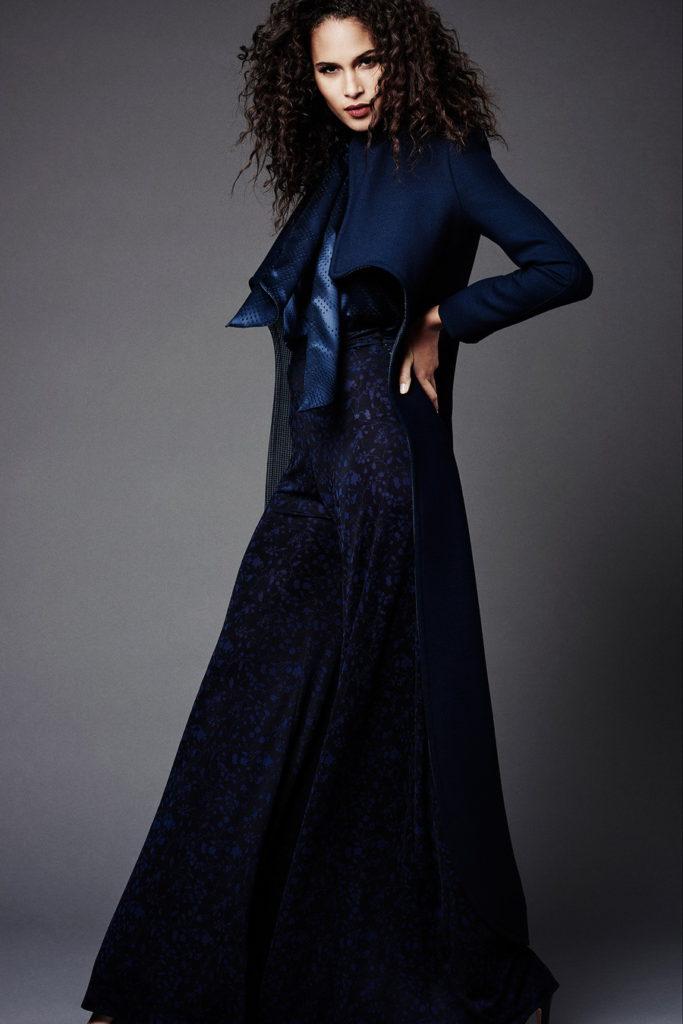 maxi skirt styles for autumn-winter