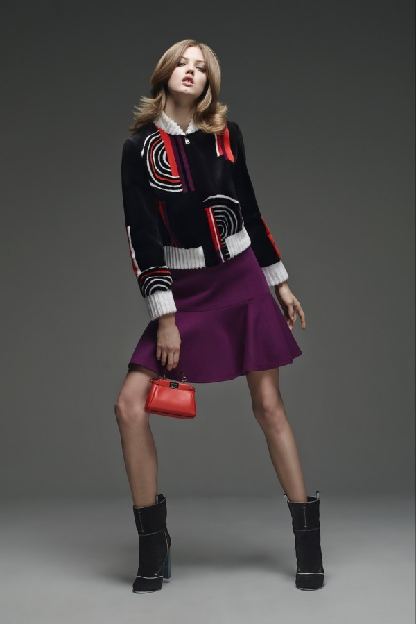 jacket with skirt