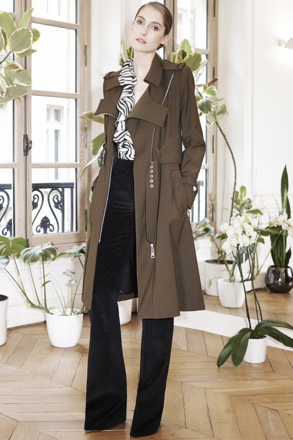 chic military coats & jackets for work