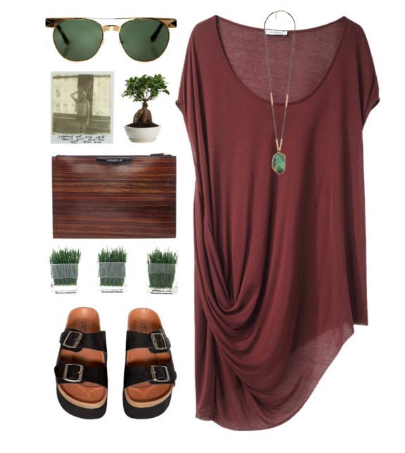 bohemian natural accessories