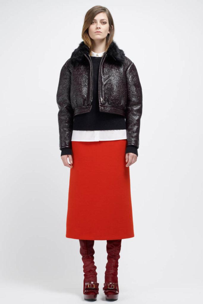 leather & furs jackets