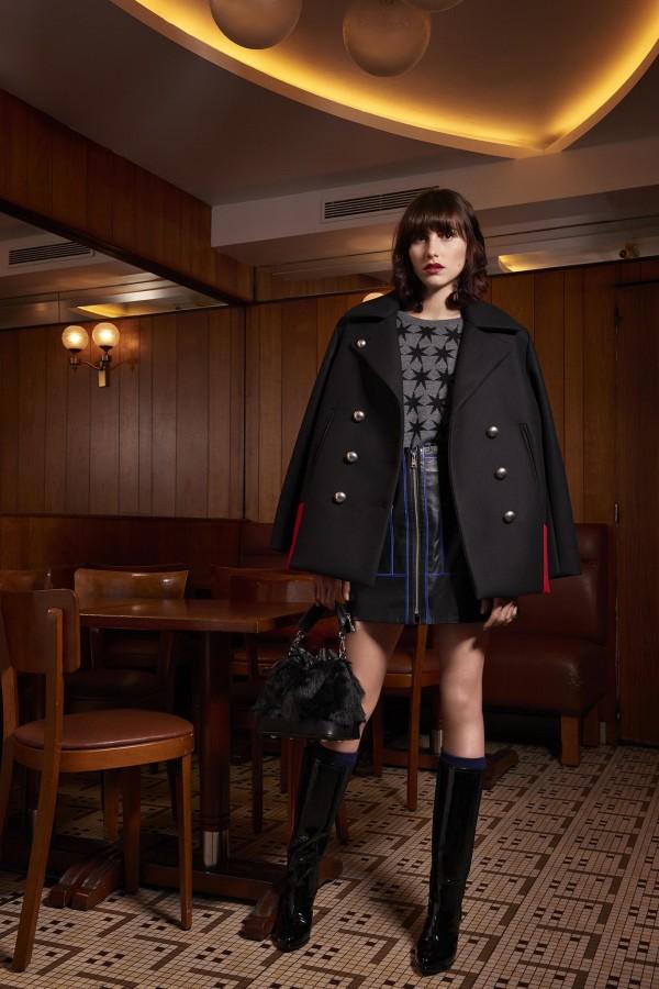 chic military coats & jackets