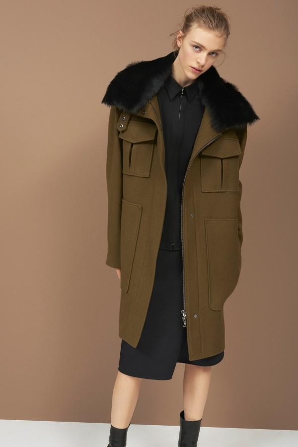 long military coats & jackets for women