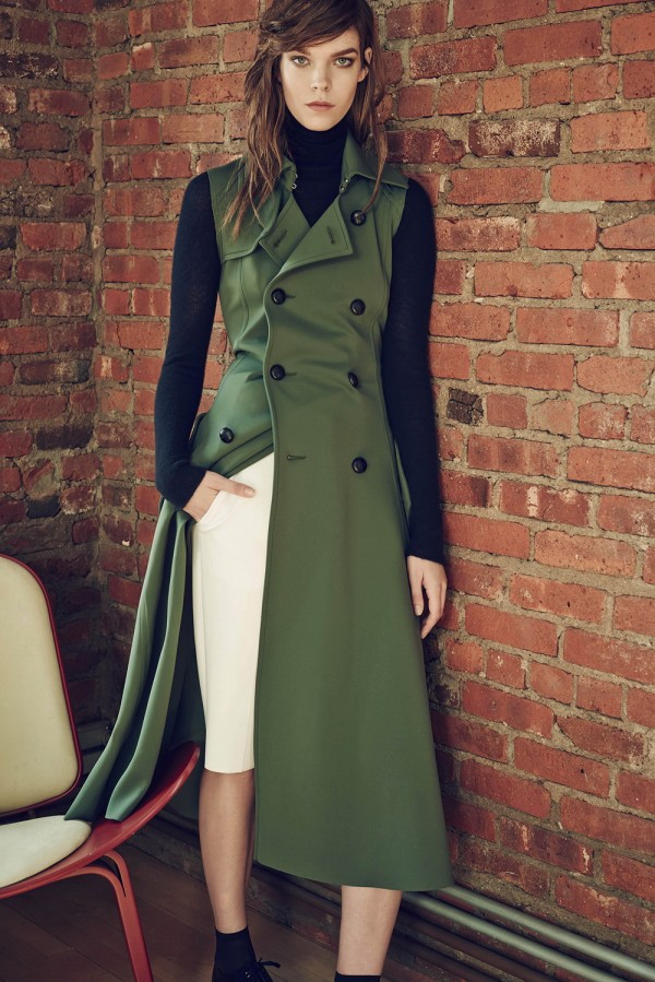 chic military coats & jackets for office