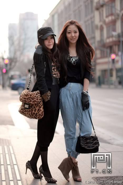 chinese street fashion for women