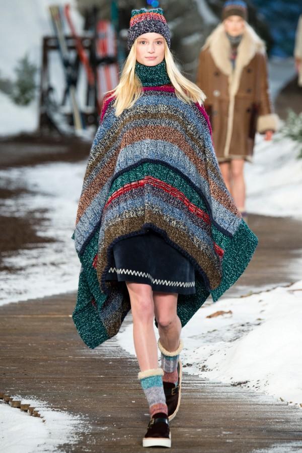 stylish poncho & cape coats for women