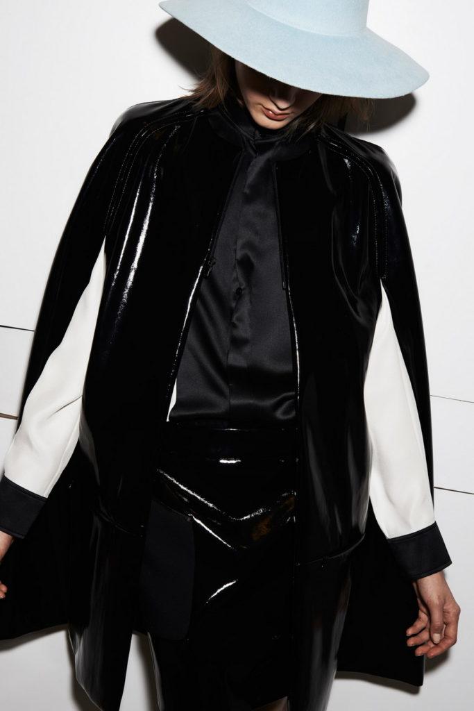 designers poncho & cape coats