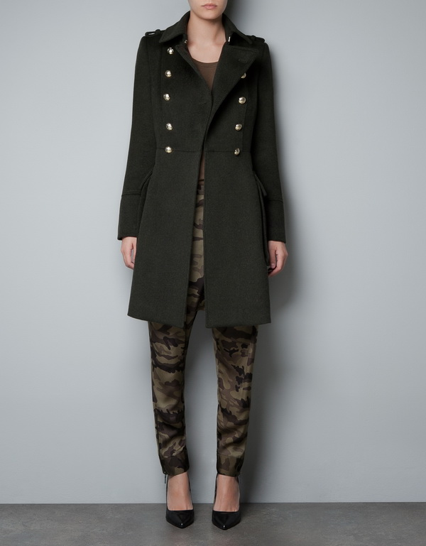 military fashion trends
