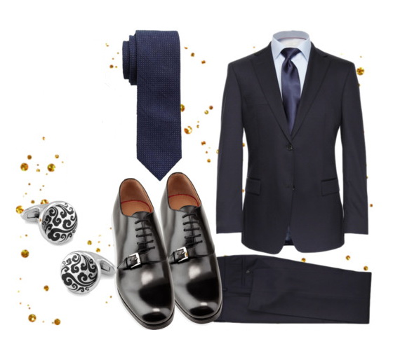 men's casual & business looks for office work