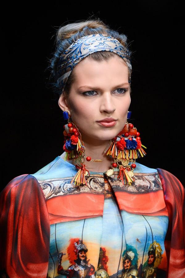 fashion trend the headscarf