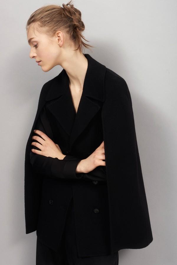 sober poncho & cape coats