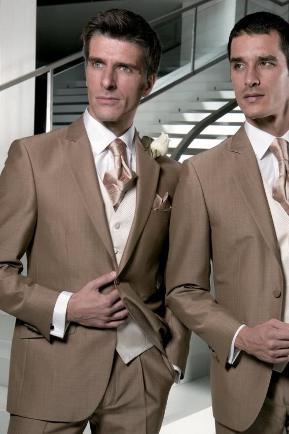 light color suits for men