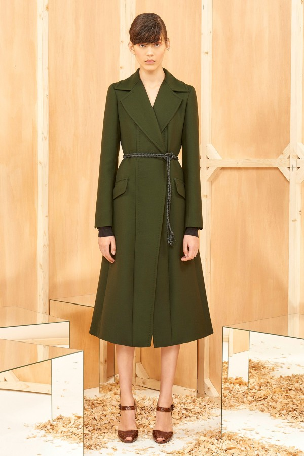 long green military coats & jackets