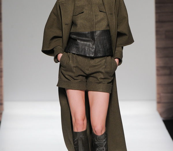 military fashion trends for women