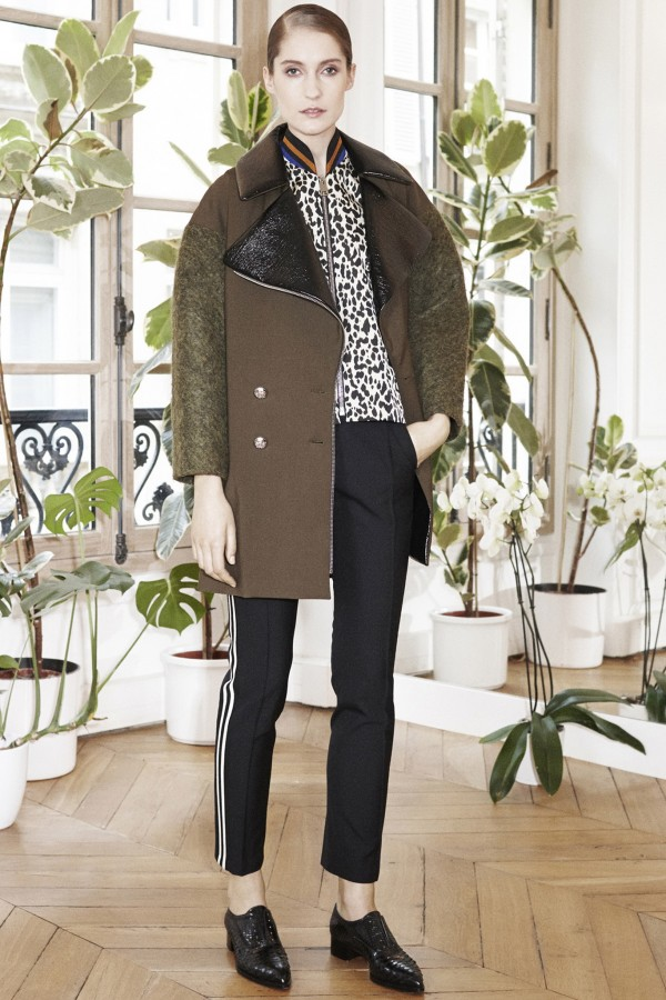 warm military coats & jackets for winter