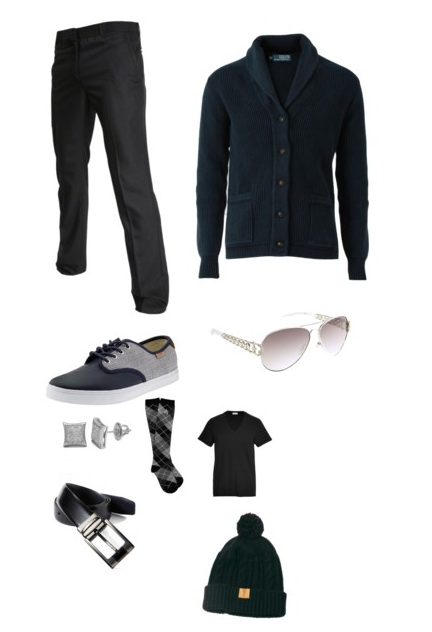 men's casual & business looks for cold days