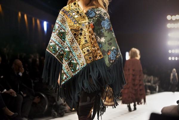 poncho & cape coats