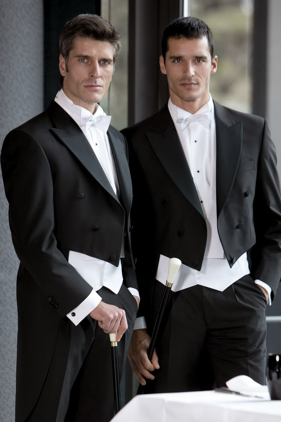 elegant suits