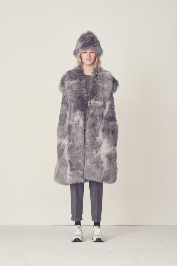 warm poncho & cape coats
