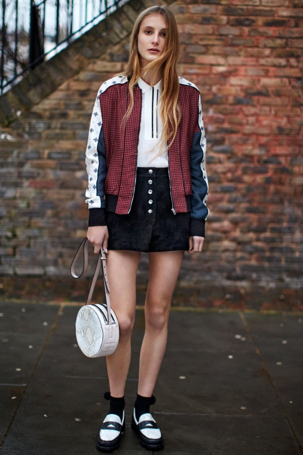 bomber jackets with skirt