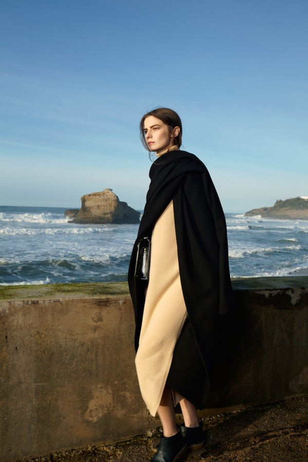winter capes trends
