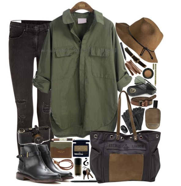 hipster outfit for fall