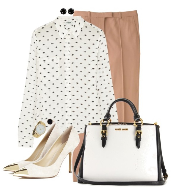 casual day outfit for women over 50