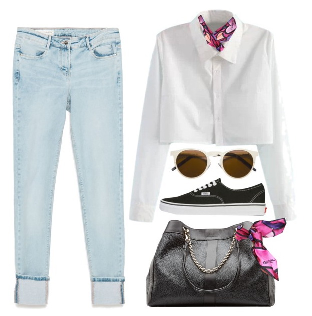 sporty chic style look