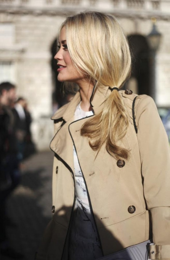 casual hairstyles for work