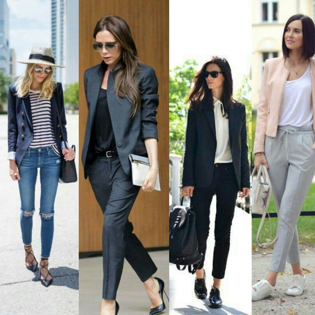 chic outfits for women after 40
