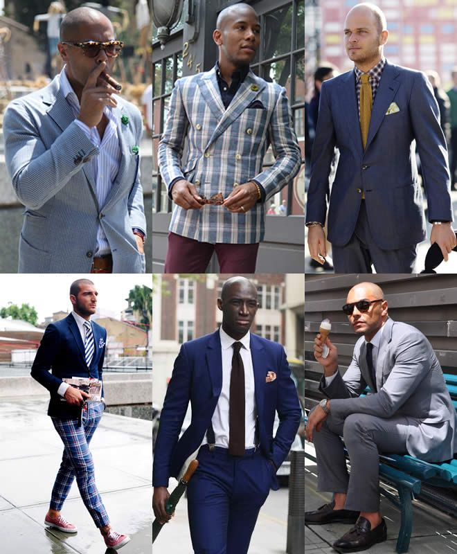 casual business men's looks