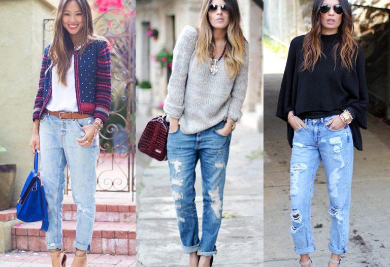 denim trends boyfriend jeans