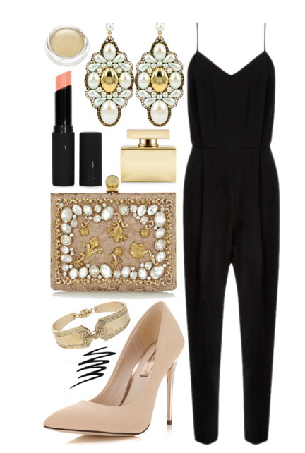 chic night look for women over 50