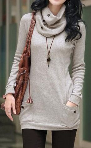 maxi sweaters for winter