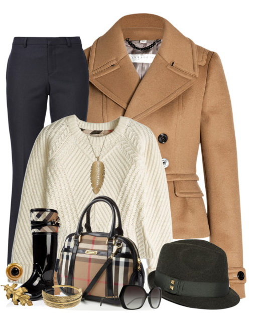 casual looks with coats