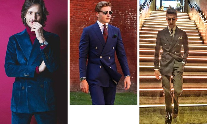modern men's suits for any occasion