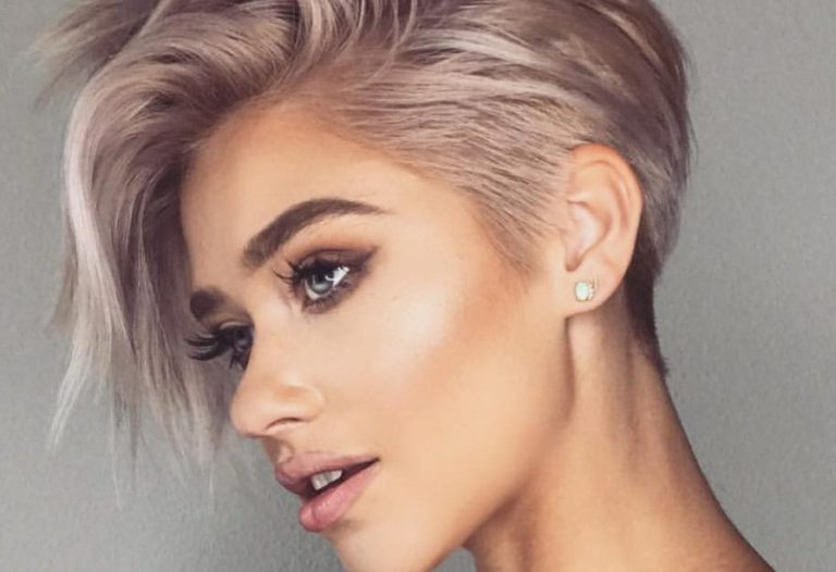 women's pixie haircuts for your face shape
