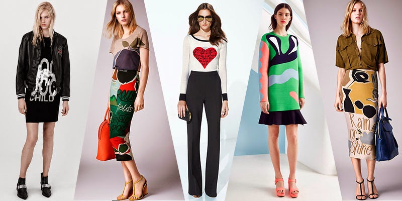 women's outfits inspired in pop art