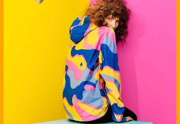 pop art print trend in women's fashion
