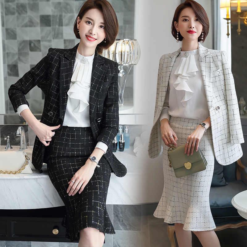 elegant women's suits