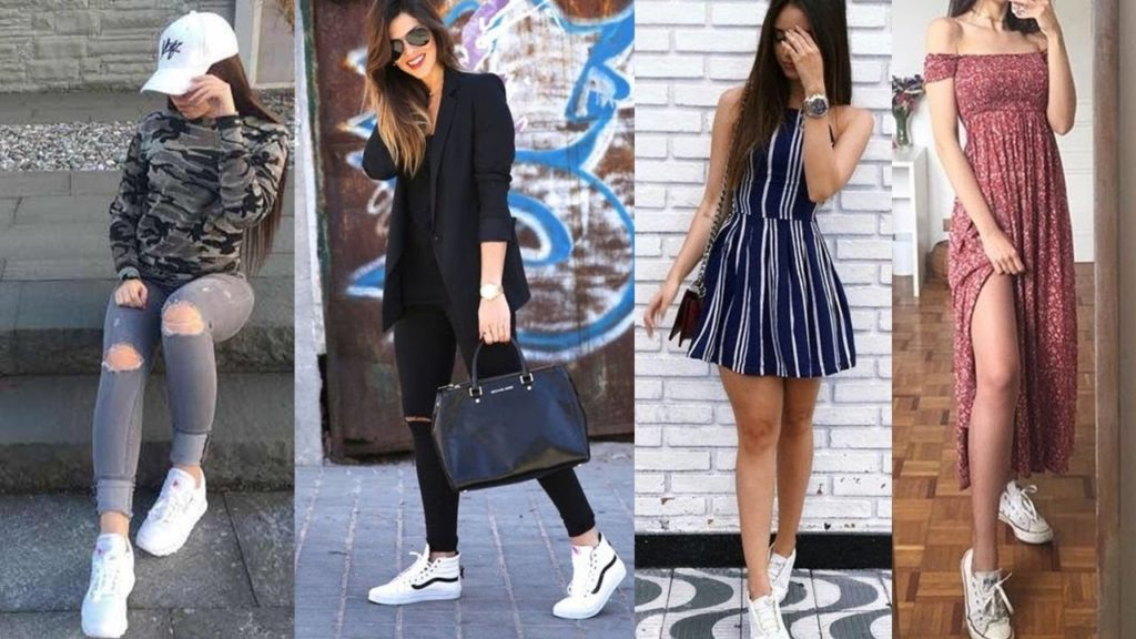 women's sporty chic style