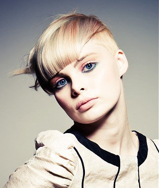 stylish tomboy haircuts