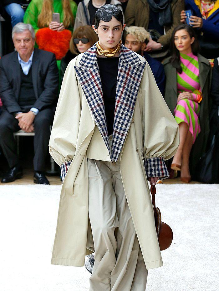 coats trends