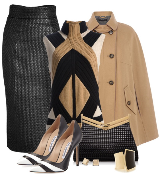 business outfits for fall