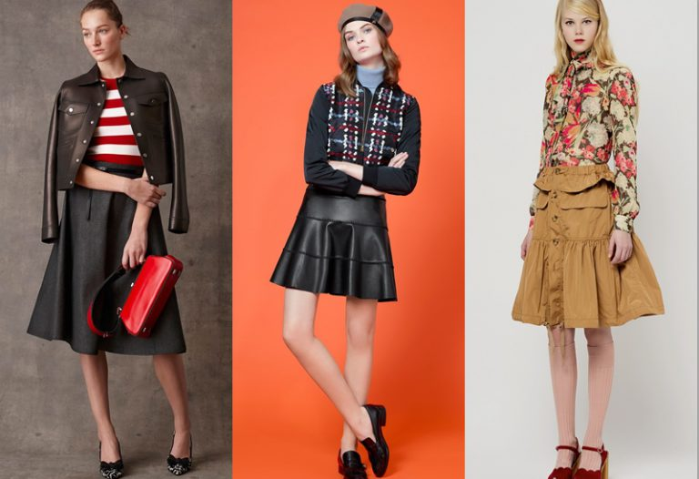 which skirts are in style
