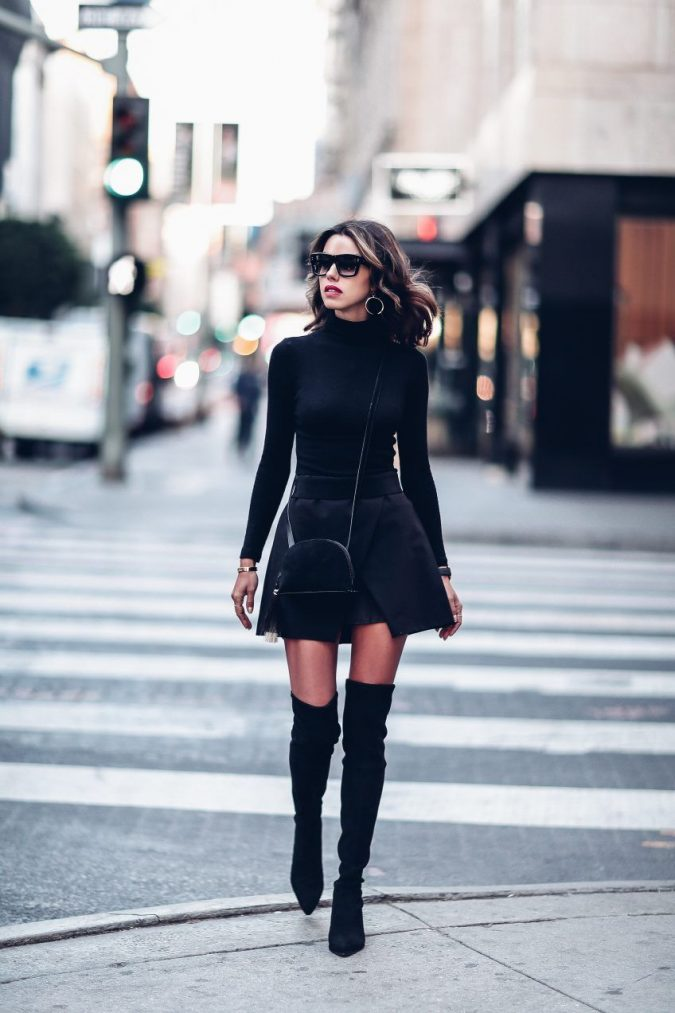 chic winter women's outfits