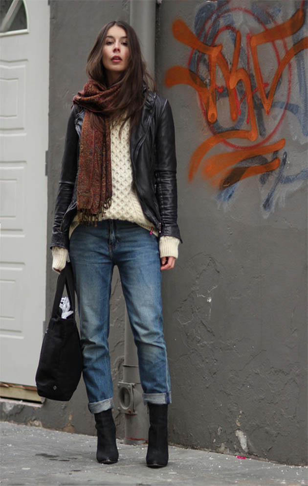 fall winter women outfits