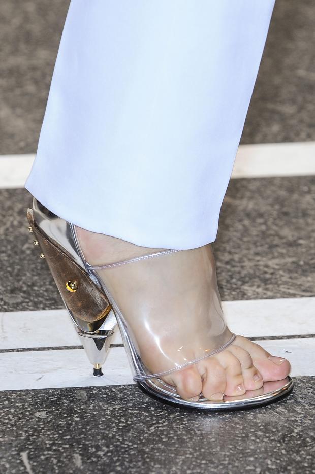 retro plastic shoes