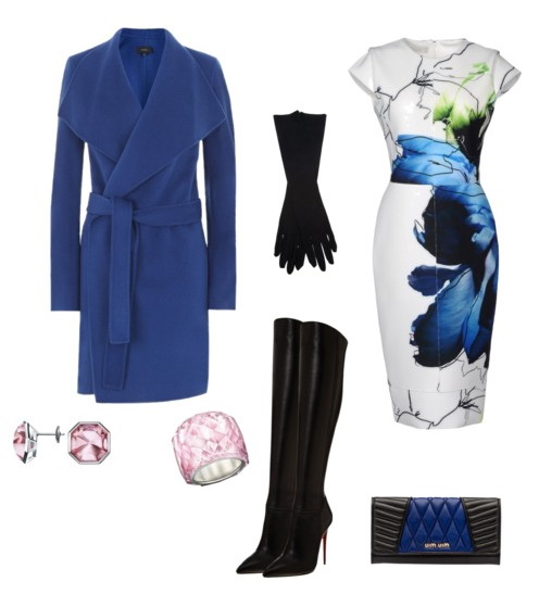 winter outfit for women over 5